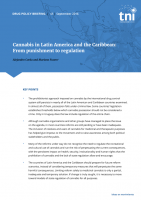 Cannabis in Latin America and the Caribbean