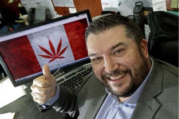 canada cannabis stock broker