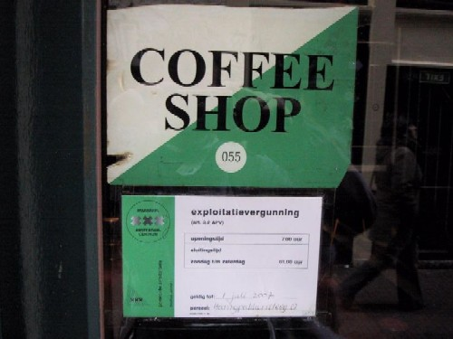 coffeeshoplicense