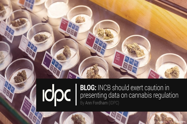 INCB should exert caution in presenting data on cannabis regulation