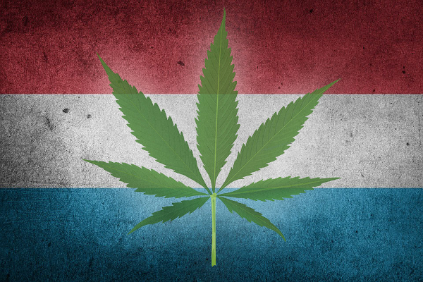 luxembourg cannabis flag