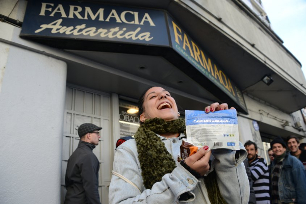 In a historic step, non-medical cannabis sales to begin in Uruguay